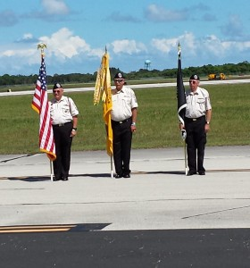 Airshow Color Guard III